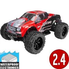 NEW Redcat Racing Volcano Epx 1/10 Scale Electric Monster Truck Red Truck