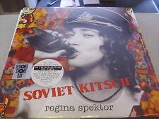 """Regina Spektor - Soviet Kitsch - LIMITED LP RED Vinyl // incl. Bonus 7"""" // RSD"""