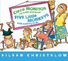 Cinco monitos sin nada que hacer / Five Little Mon