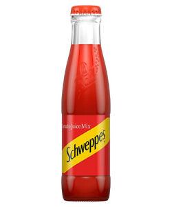 Schweppes tomato juice 200ml x 24