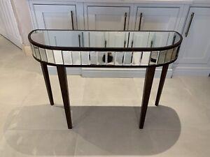 Laura Ashley Capri Mirrored console table