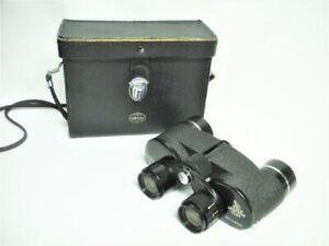 SWIFT SPORTSTAR Model 712 Field Binocular & Case 7x,35 420 at 1000 yds Mint