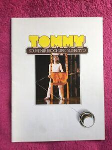 Tommy Programme 1979