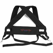 More details for world rhythm djembe drum harness - padded carry straps