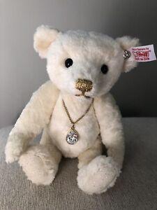 Steiff 035715 Teddy Bear Diamond Limited Edition COA & Boxed