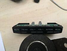 MITSUBISHI MK1 GTO 3000GT STEERING WHEEL RADIO CONTROL SWITCHES