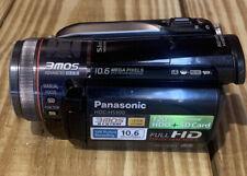 Panasonic Video Photo Digital Camcorder HDC-HS300