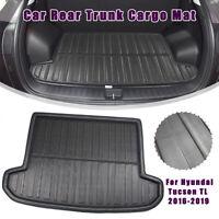 Rear Trunk Tray Boot Cargo Floor Carpet Mat Liner For Hyundai Tucson TL 2016-19