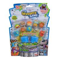 Grossery Gang Putrid Power 12 Pack of Collectable Figures - NEW and SEALED