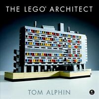 Lego Architect, Hardcover by Alphin, Tom, Brand New, Free P&P in the UK