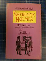 Sir Arthur Conan Doyle- SHERLOCK HOLMES 1990 -Das leere Haus H-3724