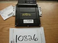 NISSAN ALTIMA Engine Brain Box Elec Cont Unit (ECU); ( glove box), 2.5L 04
