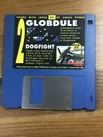 Amiga Power Magazine cover disk 33 Globdule Dogfight TESTED WORKING