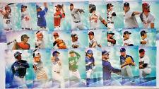 TOPPS X STEVE AOKI WAVE 1 CARTES AU CHOIX MLB
