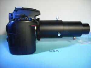 Nikon DSLR telescope Prime focus & VARIABLE PROJECTION photography adapter *