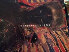 Yoshitaka Amano Art Collection Book Japan 1996
