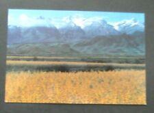 China-1994-The Foot of the Qilian Mountains in Gansu-Prepaid Postcard-Unused