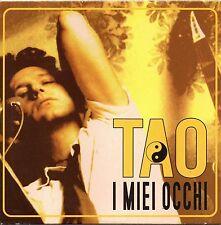 Tao (Valerio Ziglioli)– I MIei Occhi cd Single Cardboard EX++/EX++