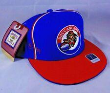 New Orleans Buccaneers Reebok Hardwood Classics Sz 7 1/2 Fitted Hat Bucs Cap NBA