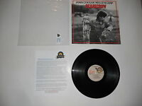 John Mellencamp Scarecrow Masterdisk RL VG++ 1st '85 Press Ultrasonic CLEAN