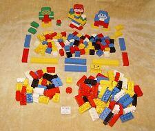 LEGO Sets: Universal Building Set: Basic Set: 2195-1 Small Bucket (1997) FACES!!