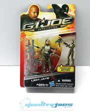 2013 Lady Jaye - Mint on Card - GI Joe Retaliation