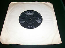 Leroy Van Dyke,My World Is Caving In/Walk On By,(Mercury 1961)