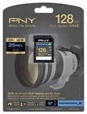 PNY SDXC 128 GB Memory Card