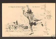 SAINT-SAULGE (58) LE ROULEAU ... avant 1904