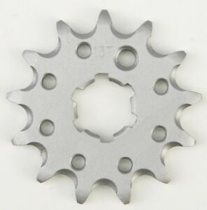 Fly 13T Steel Front Sprocket for Kawasaki 1986-18 KX80 KX85 KX100 MX-50113-4