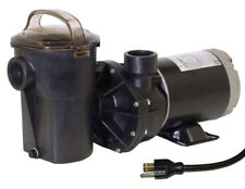No Reserve <> Hayward 1.5 Hp Power Flo Above Ground Pool Pump w/6ft Cord <> New