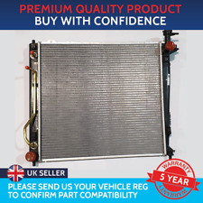 RADIATOR TO FIT KIA SORENTO MK2 2009 TO 2014 2.0 CRDi 2.2 CRDi AUTOMATIC CARS