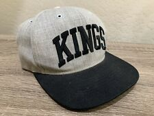 Los Angeles Kings Mitchell And Ness Snapback Hat Adult Hockey NHL
