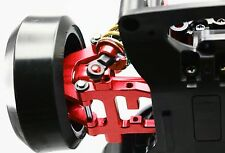 RC Car Upgrade for Tamiya TT01 TT01E hop up Alloy REAR LOWER ARMS Set RED