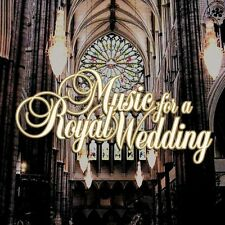 CD MUSIC FOR A ROYAL WEDDING WATER MUSIC LOVE & MARRIAGE ODE TO JOY BRIDAL CHORU