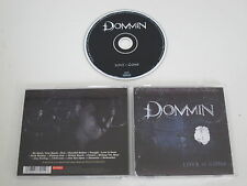 DOMMIN/LOVE IS GONE(ROADRUNNER RR 7901-2) CD ALBUM