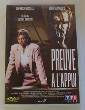 DVD PREUVE A L'APPUI - Theresa RUSSELL / Burt REYNOLDS