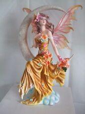 Earth Moon Fairy By Nene Thomas Fantasy Ornament / Statue 29cm Nemesis Now