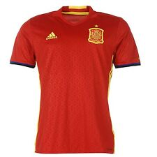 adidas UEFA EURO 2016 SPAIN Football Soccer Red (SCARLET / BRIGHT YELLOW) AI4411