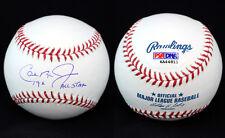 Cal Ripken Jr. SIGNED ROMLB Baseball + 19 x All Star ITP PSA/DNA AUTOGRAPHED