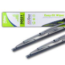 """NEW 21"""" OEM VALEO WIPER BLADE PAIR FITS NISSAN NV2500 12-16 5102044AA 2889040U01"""