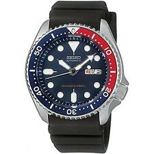 Seiko Divers Automatic Blue Dial Mens Stainless Steel Watch SKX009K1