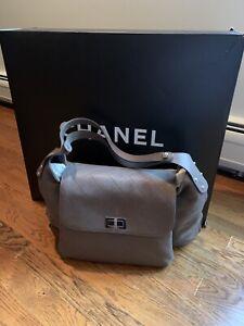 """Chanel """"Weekender """" Hobo $2450"""