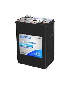 Leoch LDC6-400-L16 6V 400AH AGM Dual Terminal Battery - Group Size L16 - 903