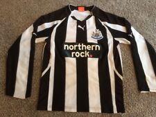 Newcastle United Youth Large Puma Soccer Jersey