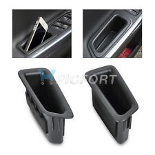 2 pcs Front Door Container Armrest storage box For VOLVO S60 V60 2010-2015