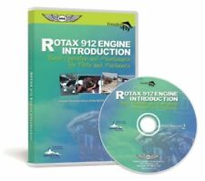 ROTAX 912 ENGINE INTRODUCTION DVD by ASA Version 2, p/n F2F-ROTAX-2