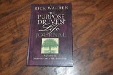 C0- The Purpose Driven Life Journal - Reflections on What On Earth Am I Here For