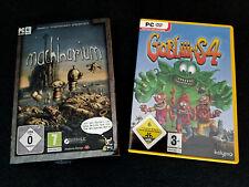 PC Spielesammlung Adventures MACHINARIUM von Deadalic & GOBLIIINS 4 von Kalypso