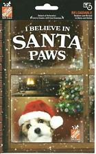 Home Depot Santa Paws Cute Dog Gift Card With Hanger No $ Value Collectible